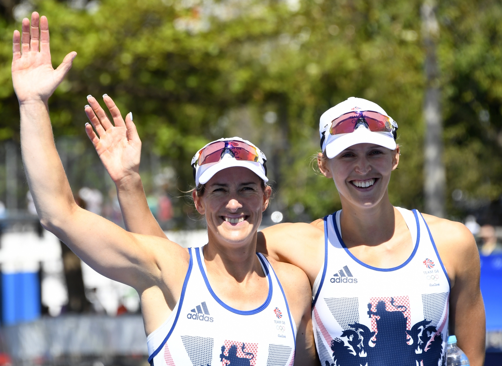 Rowing-Poles snatch win over Britain in women's double sculls final