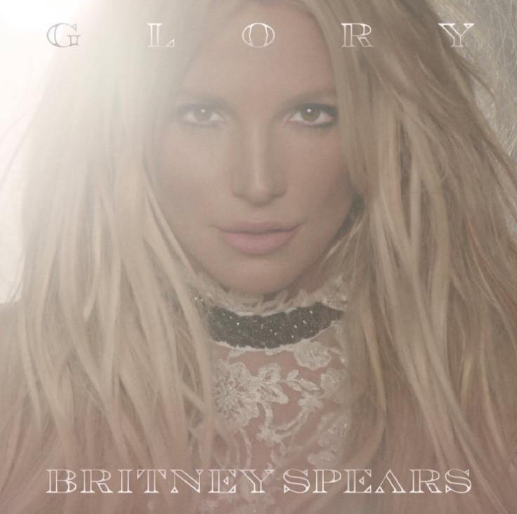 Britney Spears Glory album