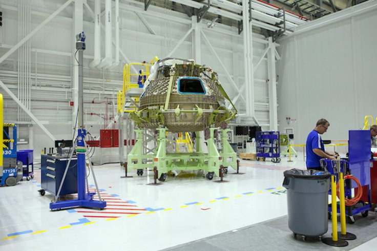 Starliner CT-100 Structural Test Article