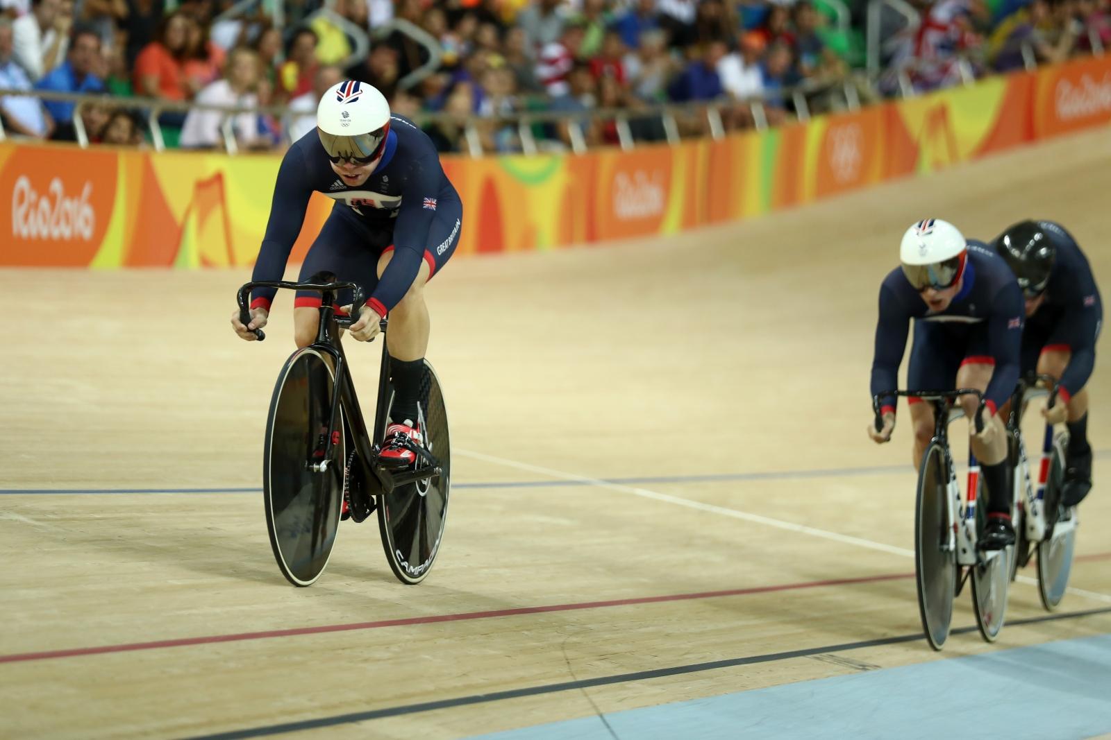 Callum Skinner british cycling