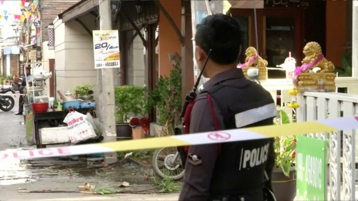Thailand bomb blasts tourist spots