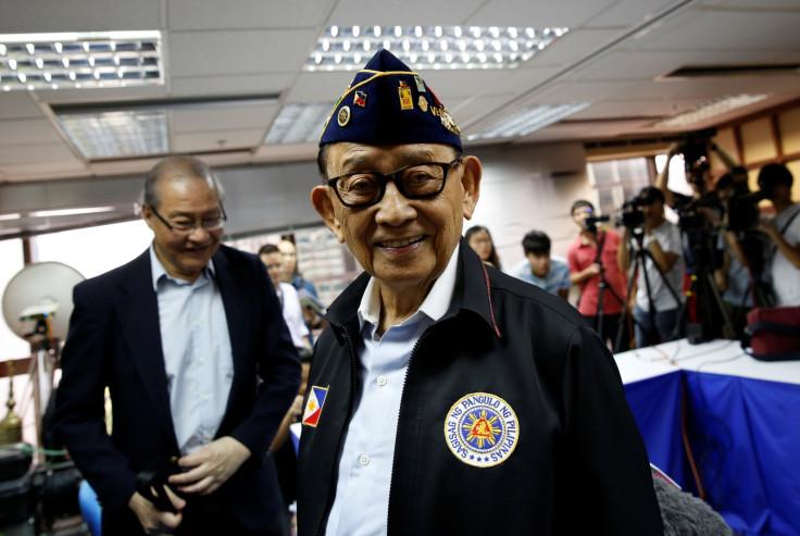 South China Sea dispute Fidel Ramos