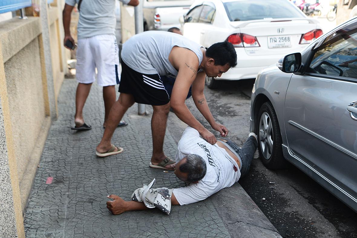 Thailand bomb attack