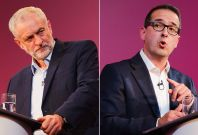 Labour leadership debate