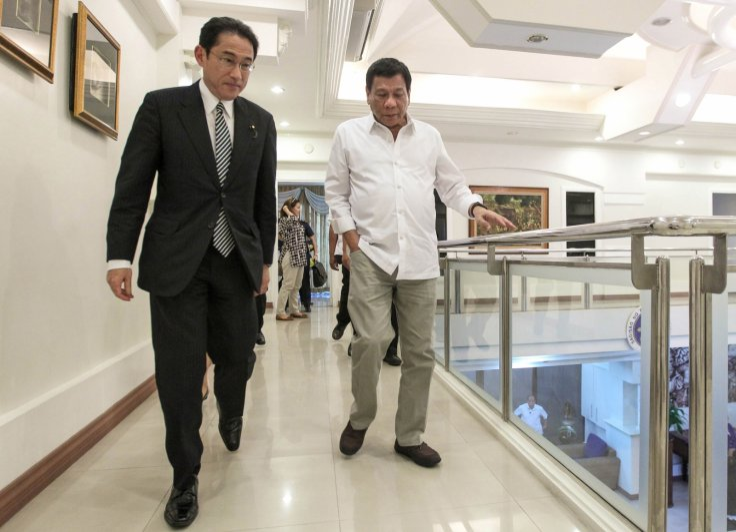 Japan Philippines ties