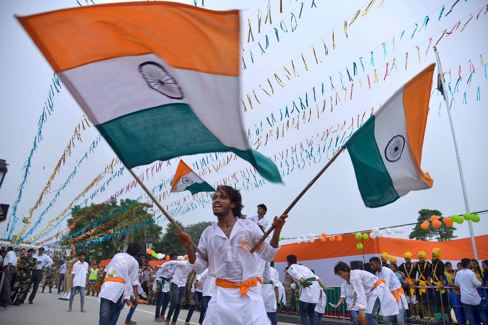 India's Independence Day observed