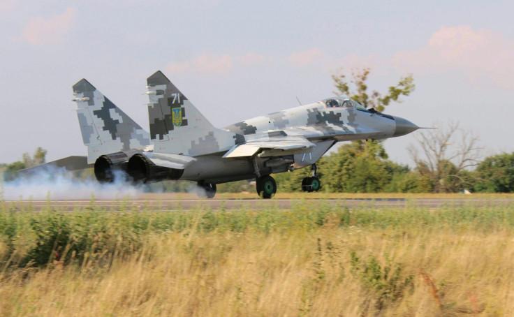 Ukrainian MiG