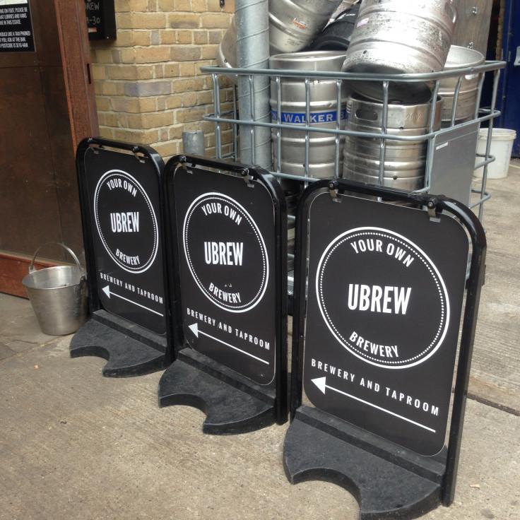 UBREW brewery