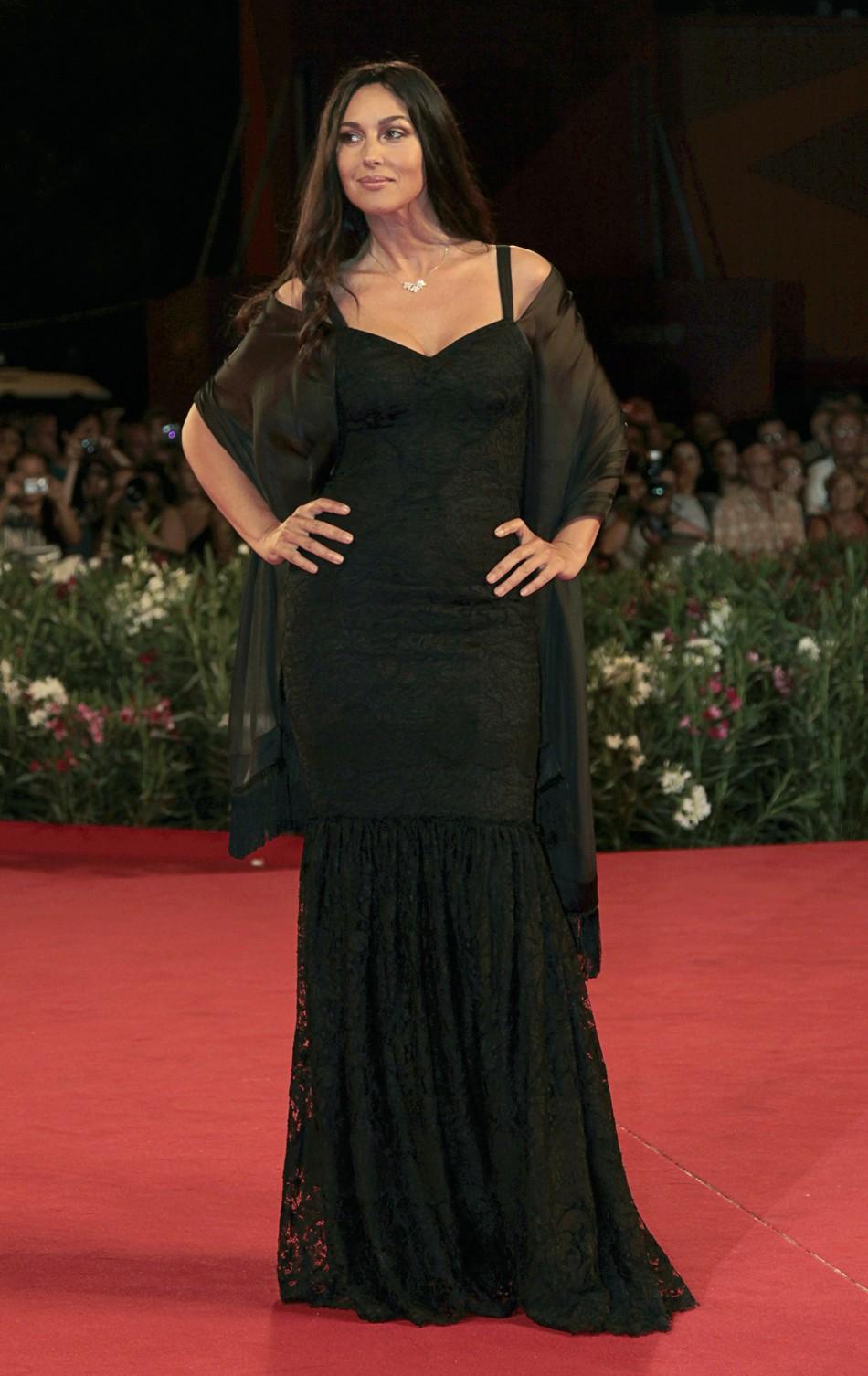 7. Monica Belucci