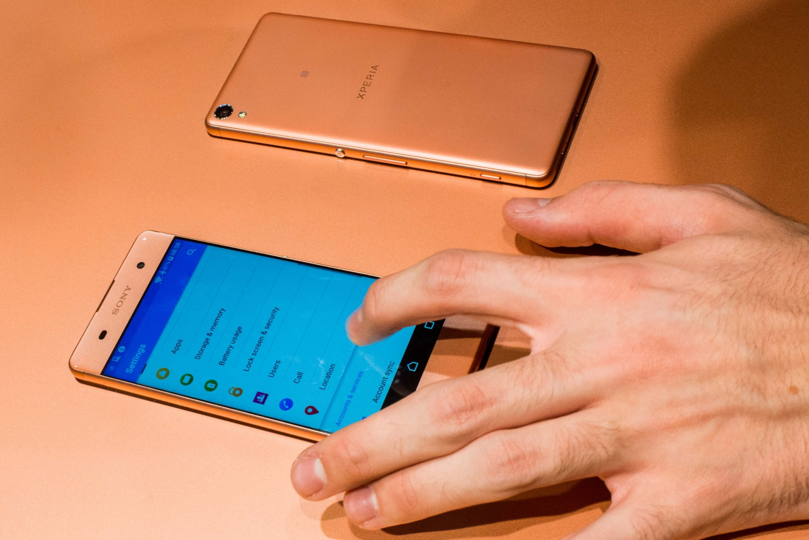 Sony to release QuadRooter vulnerability fix for its Xperia phones