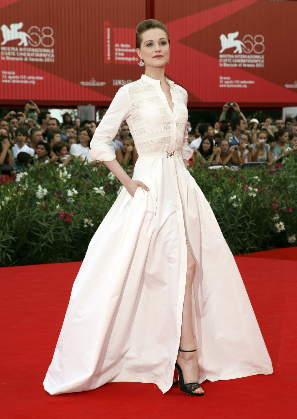 6. Evan Rachel Wood