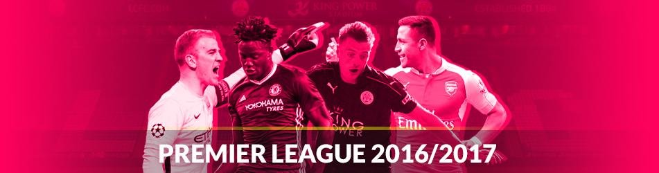 Premier League 2016 banner