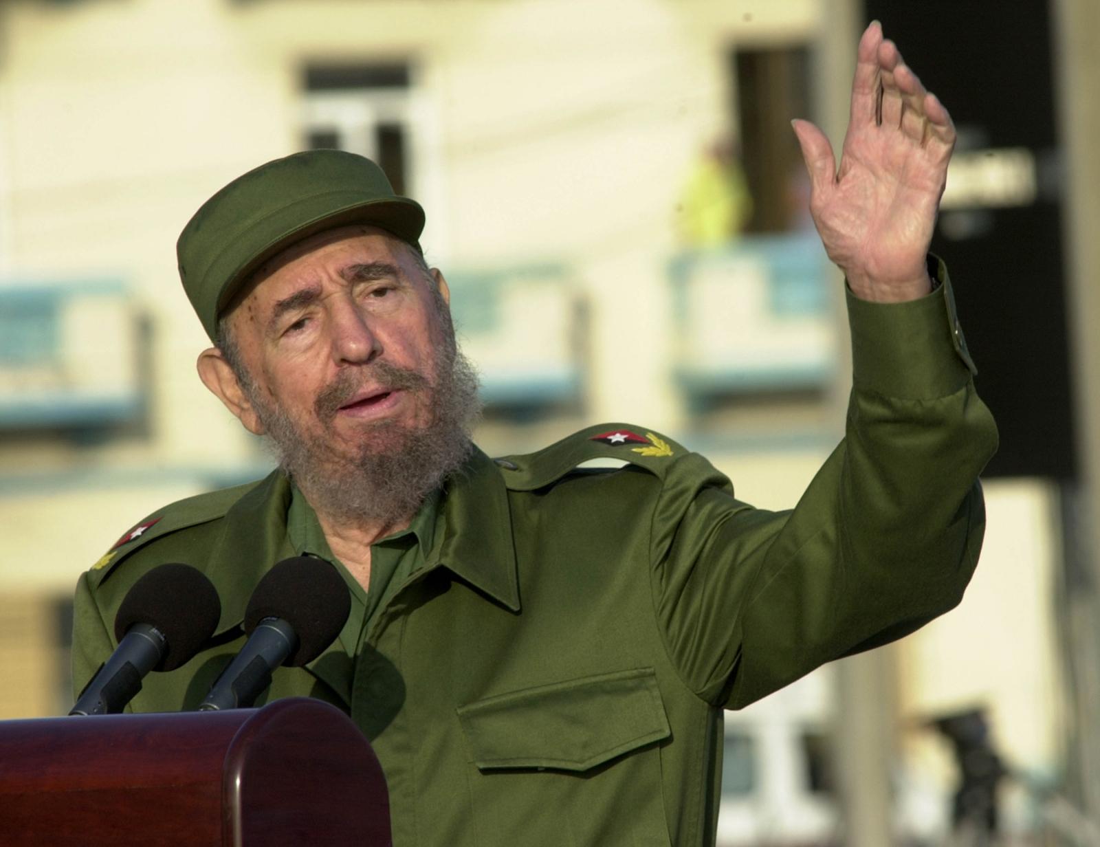 Image result for Fidel Castro