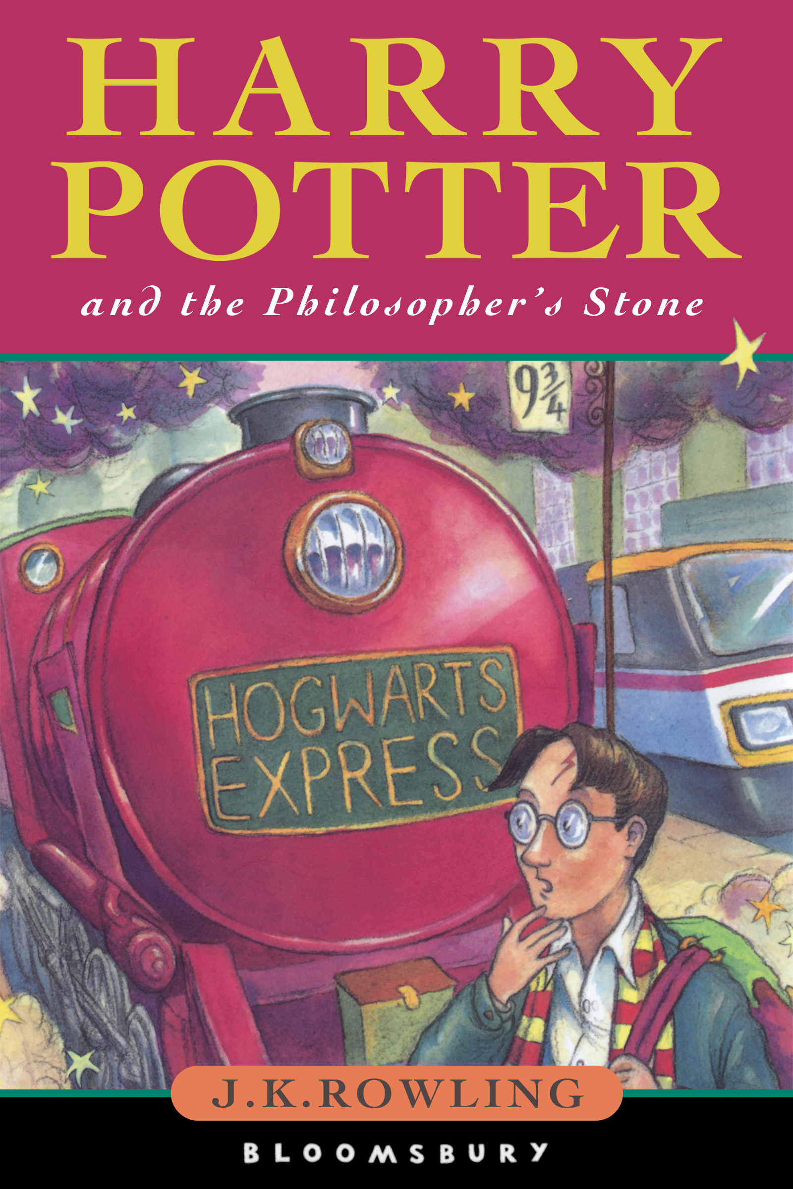 Harry Potter Book Error : Harry potter books with a rare typo are being valued at £