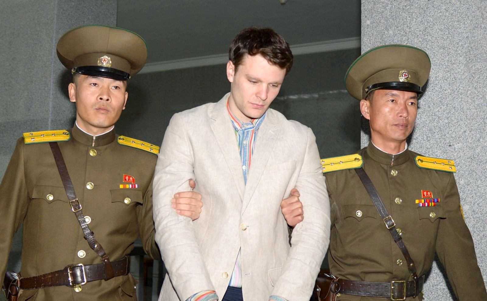 North Korea detained American student