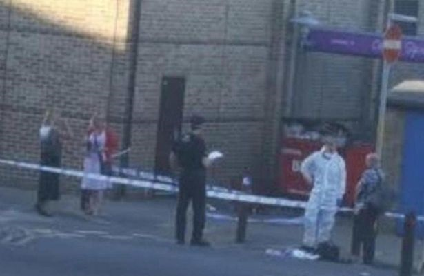 Man stabbed in Margate