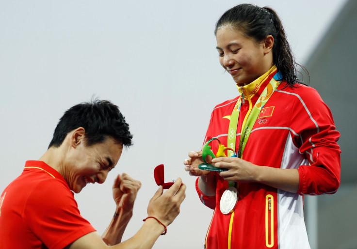 He Zi Qin Kai Olympics proposal