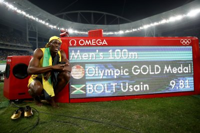 Usain Bolt interview: The man who saved athletics at the ...