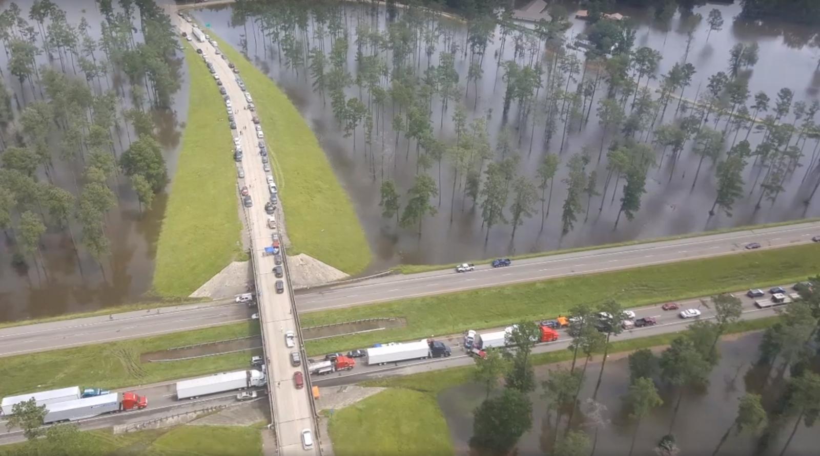Louisiana floods