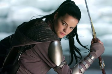 Jaimie Alexander in Lady Sif