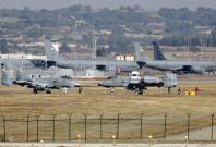 Incirlik airbase in Adana