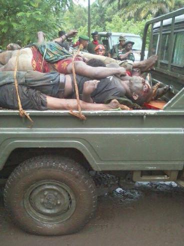 Beni massacre