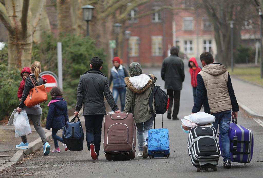 A Berlin refugee housing company