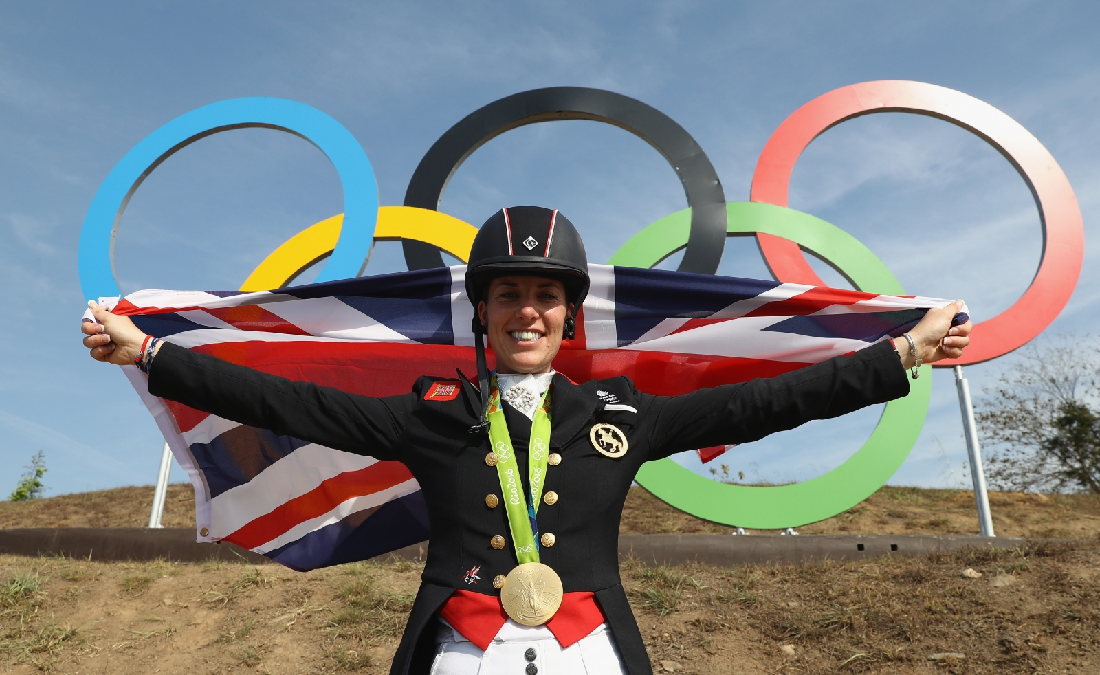 Rio 2016 olympics what you missed from day 10 as for Charlotte dujardin