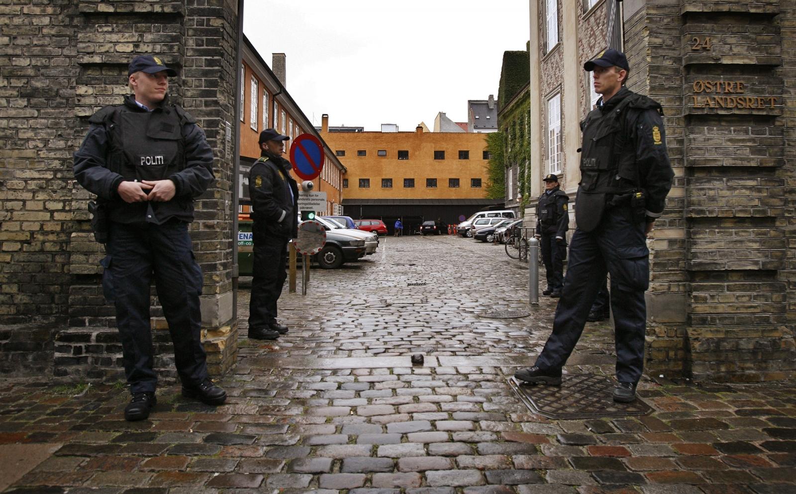 Denmark rape