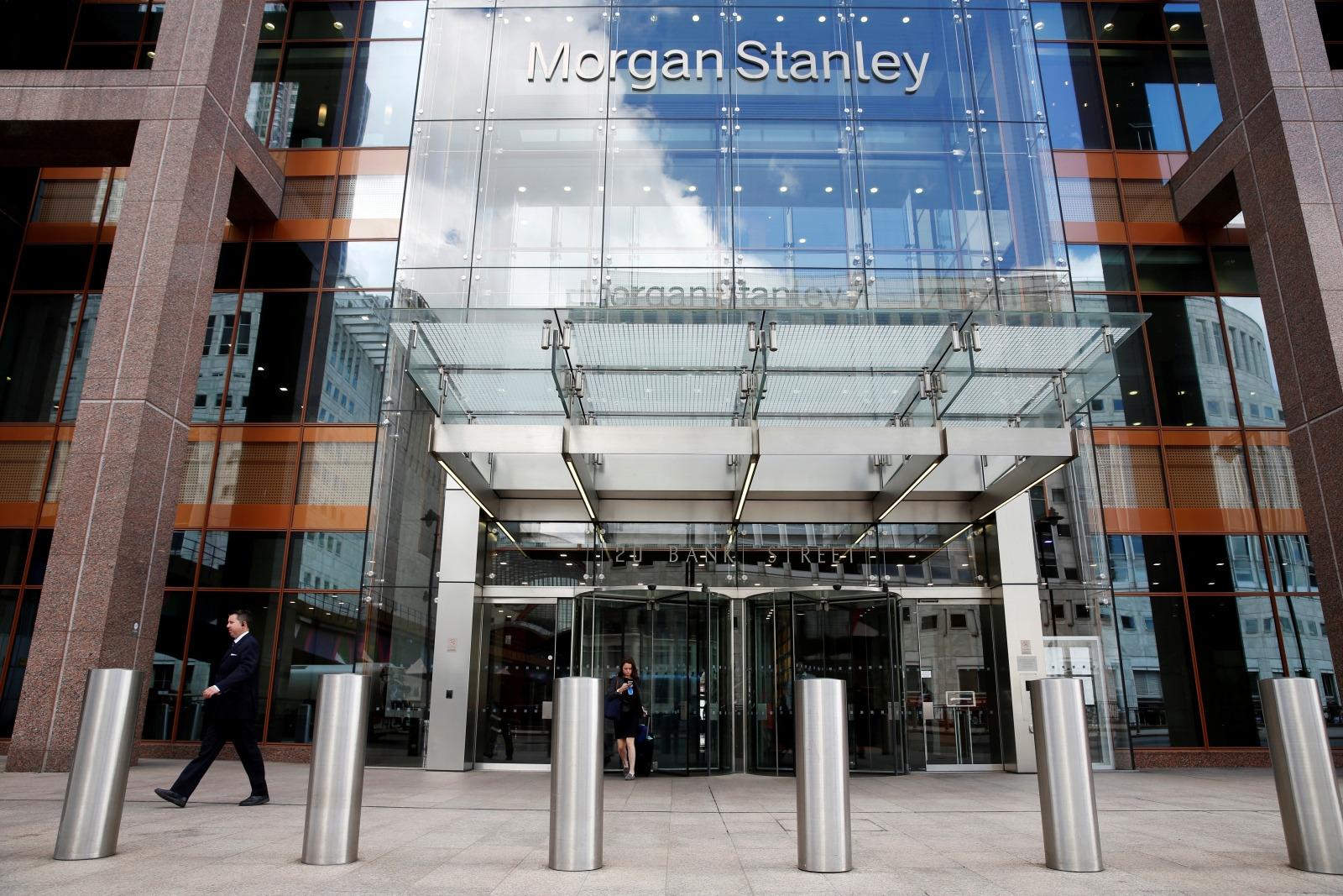 Rolls Royce Investor Valueact Acquires Stake In Morgan Stanley