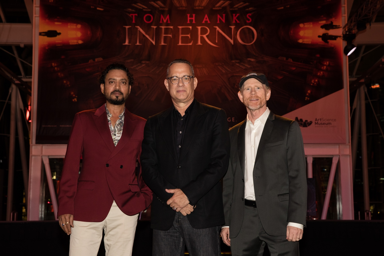 Inferno Director Ron Howard On Seven Year Delay In Filming Dan Brown