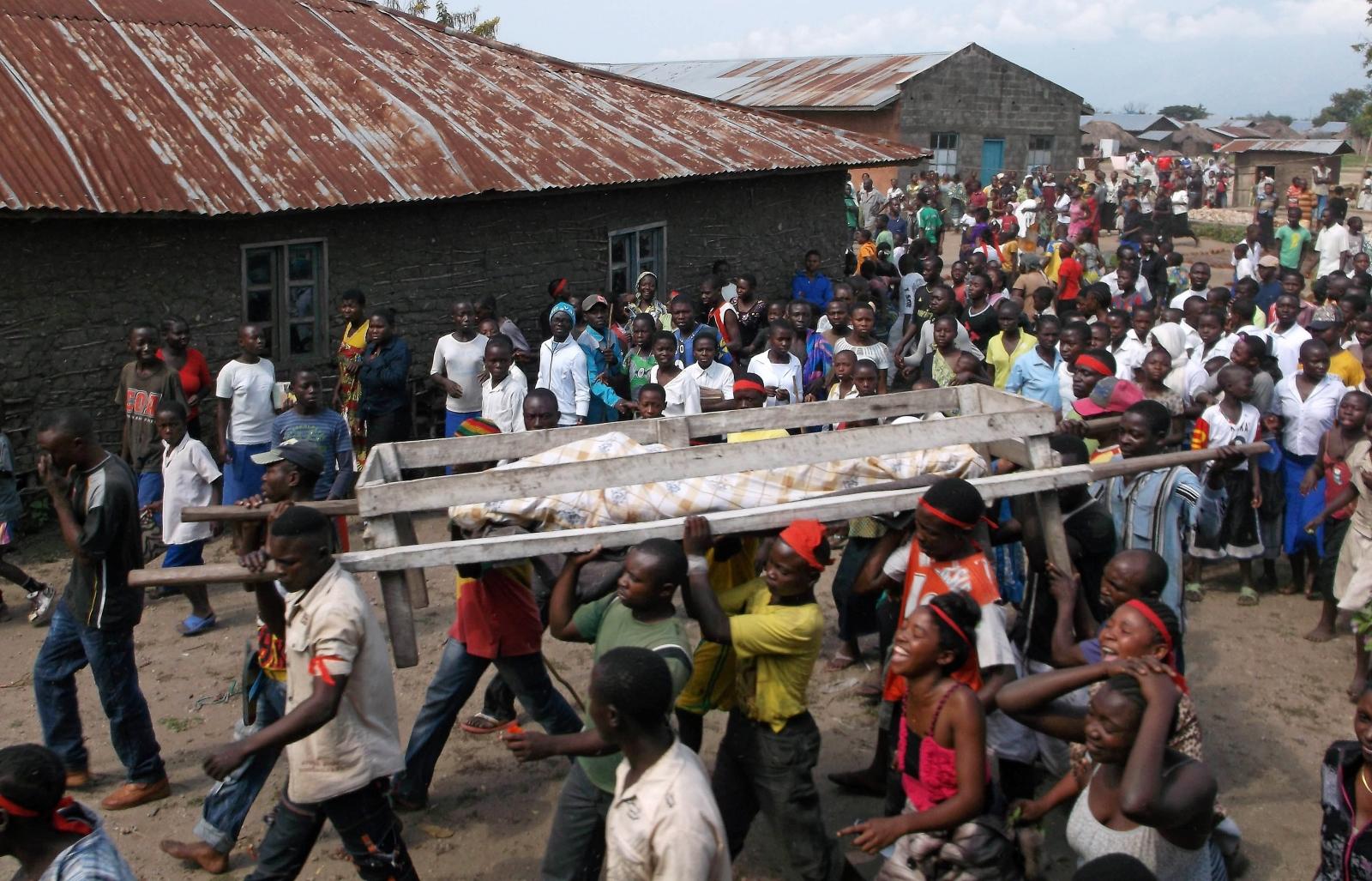 Beni massacres