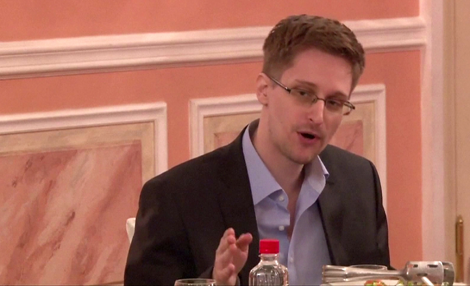 Edward Snowden back on Twitter, squashes death conspiracy theory with Mark Twain quote