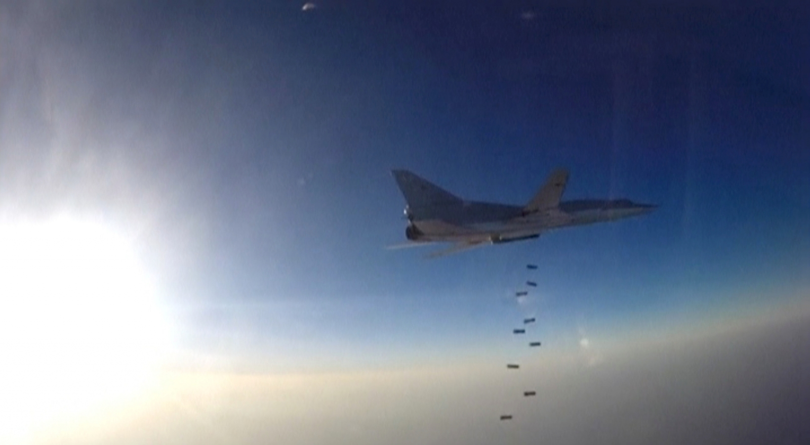 Russian Planes Fly From Iran To Bomb The Islamic State Group