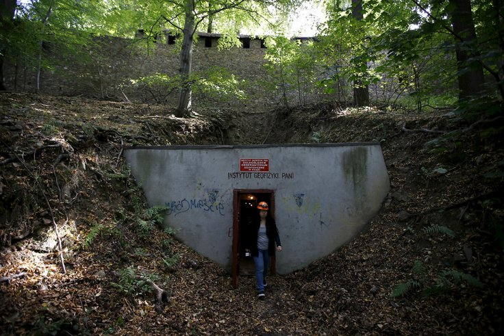 Poland Nazi gold train