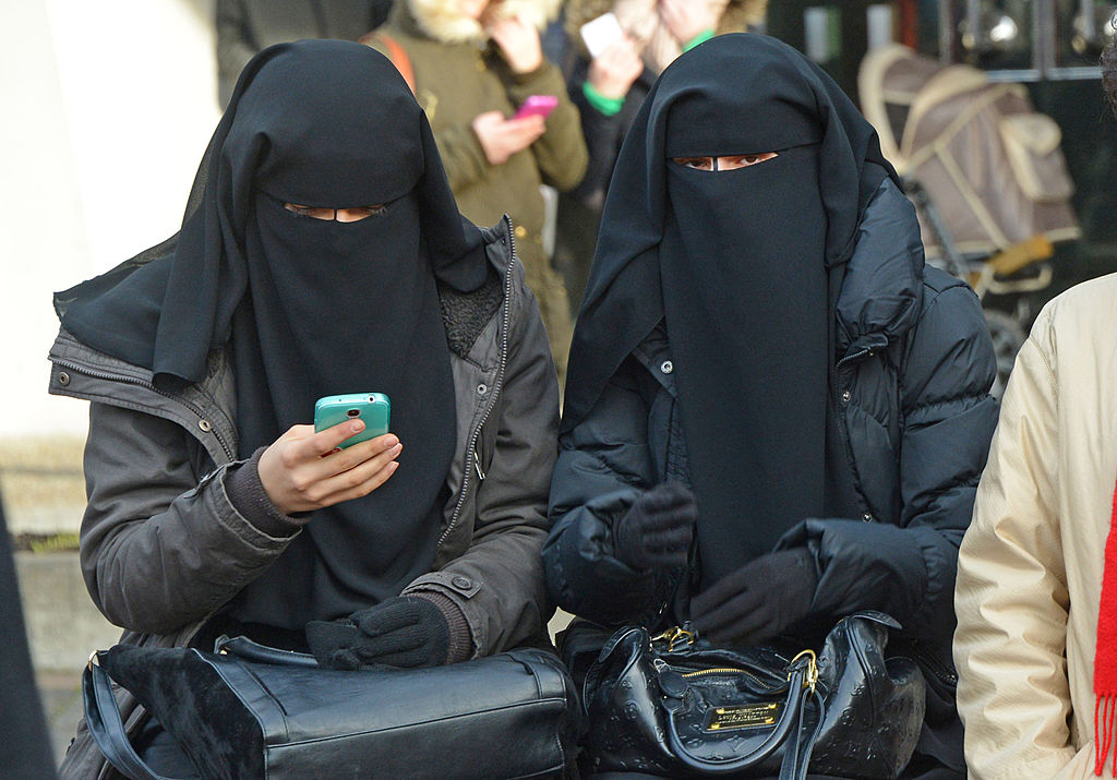 Niqab Germany