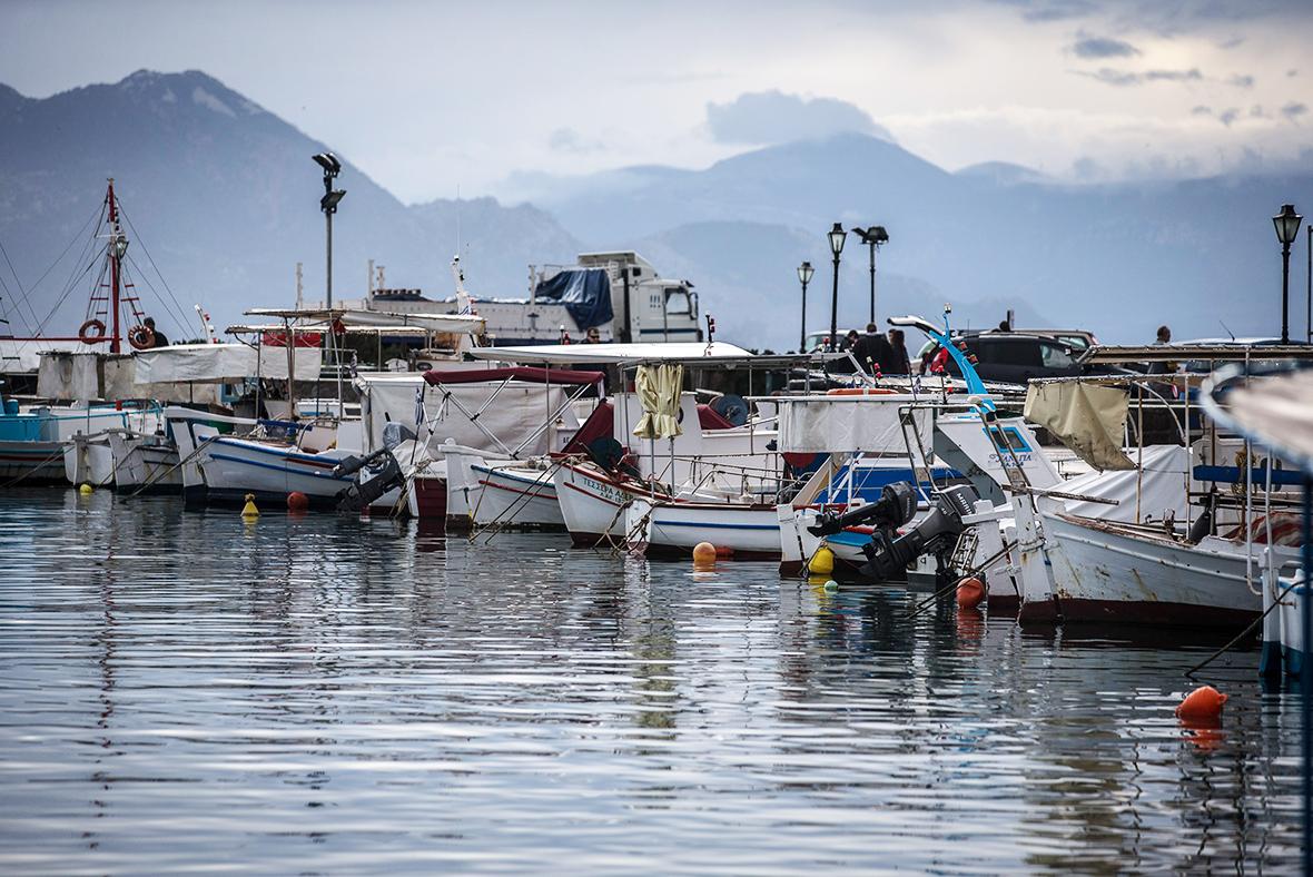 Island Aegina
