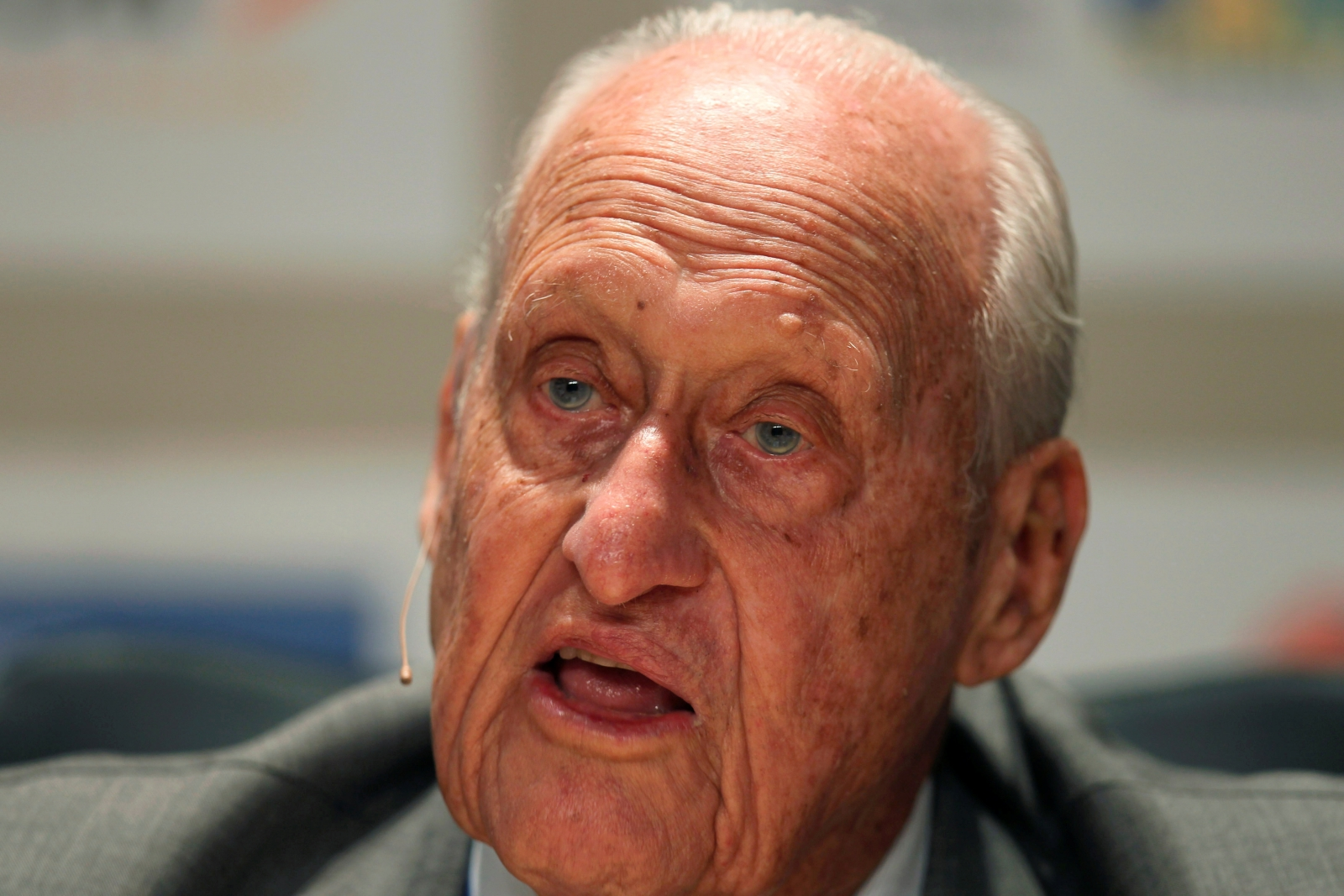 Former FIFA president Joao Havelange is dead. He died at the ripe age of 100. Havelange oversaw massive expansion of world soccer during his tenure.