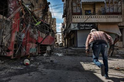 Nish Nalbandian Syria