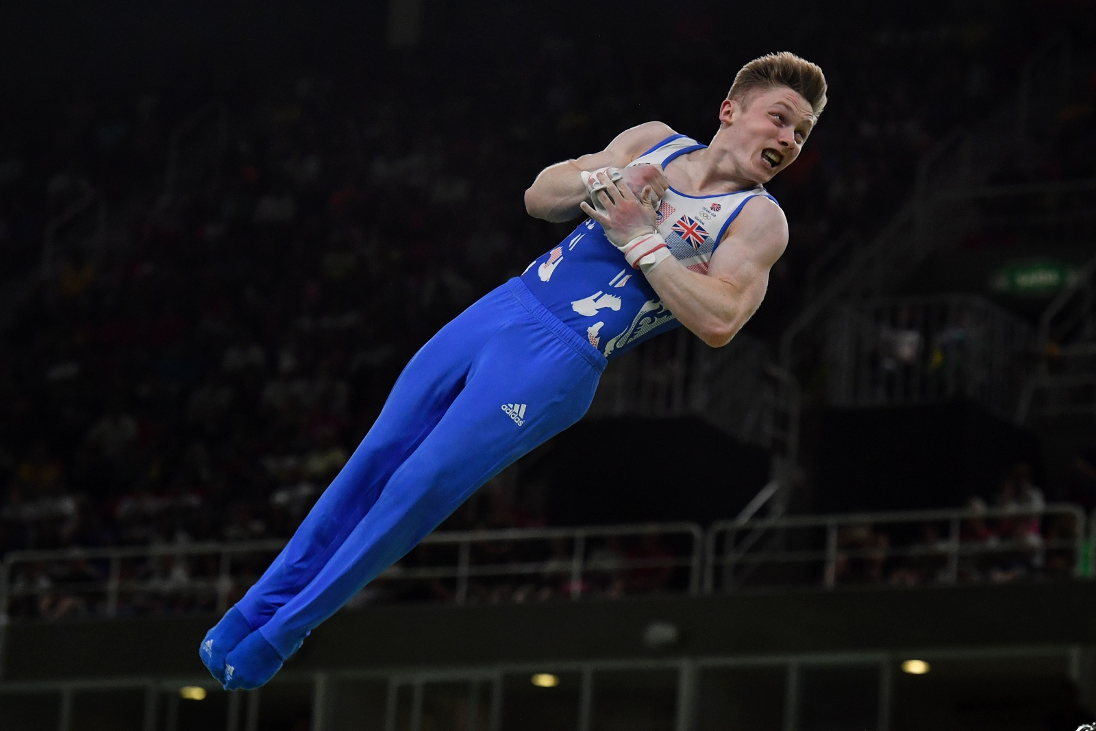 Rio 2016 Olympics Amy Tinkler And Nile Wilson Win Bronze