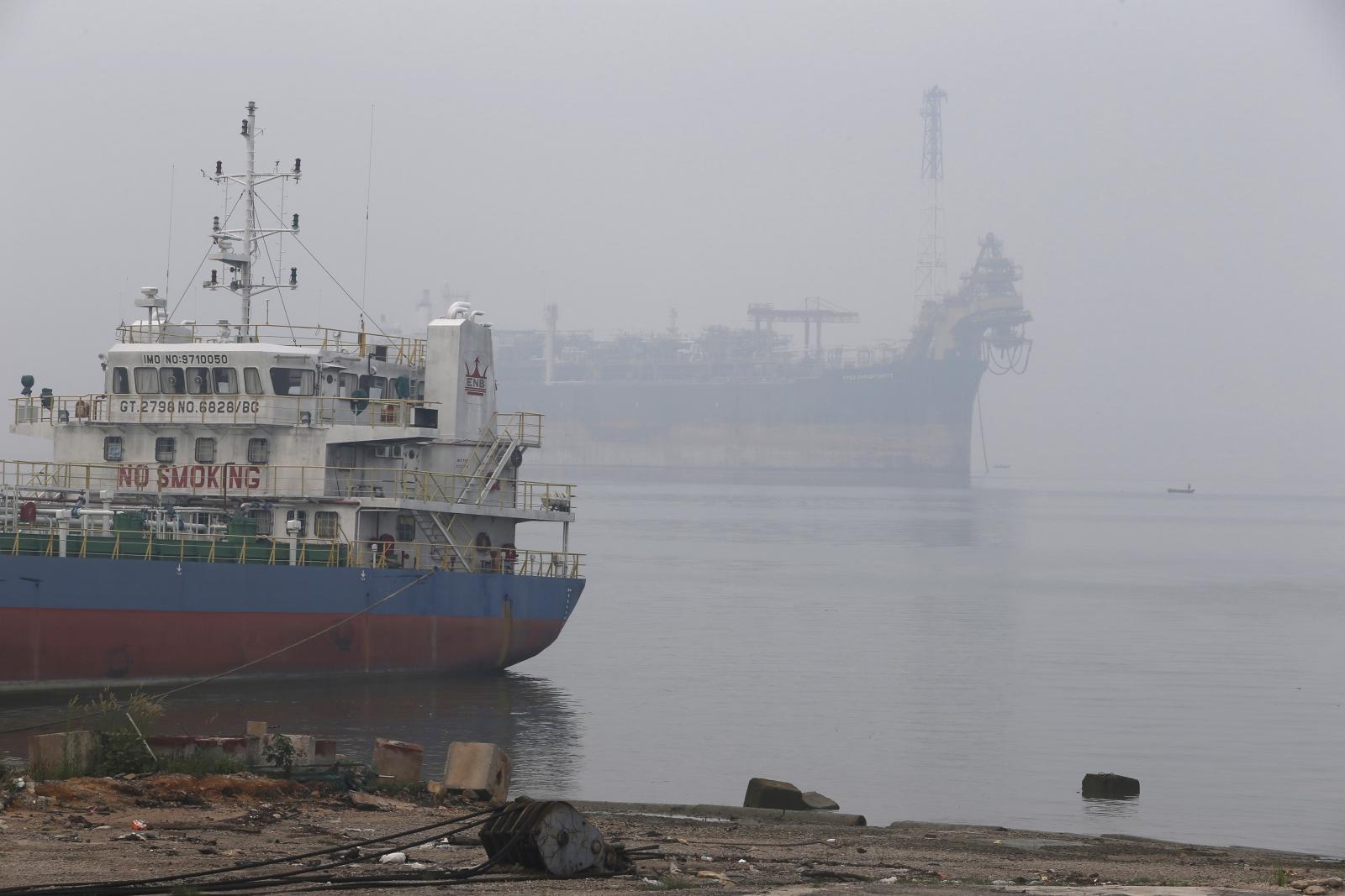 Malaysia oil tanker