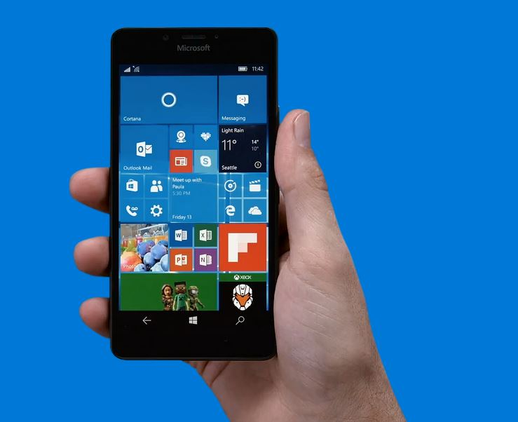 Windows 10 Mobile Anniversary Update released