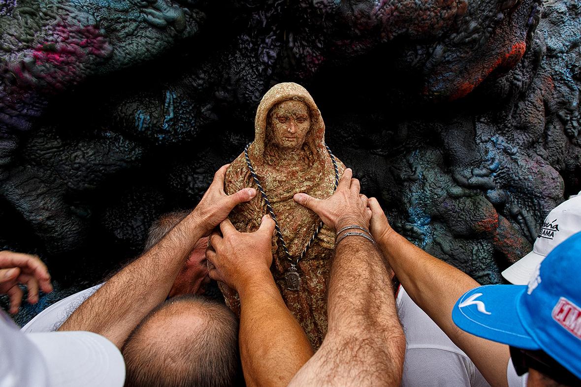 Virgin of Palm