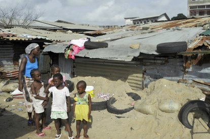 Land issues in Liberia