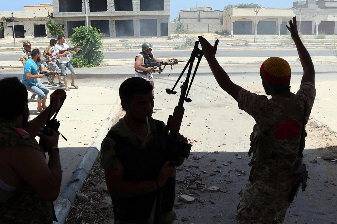Sirte Islamic State