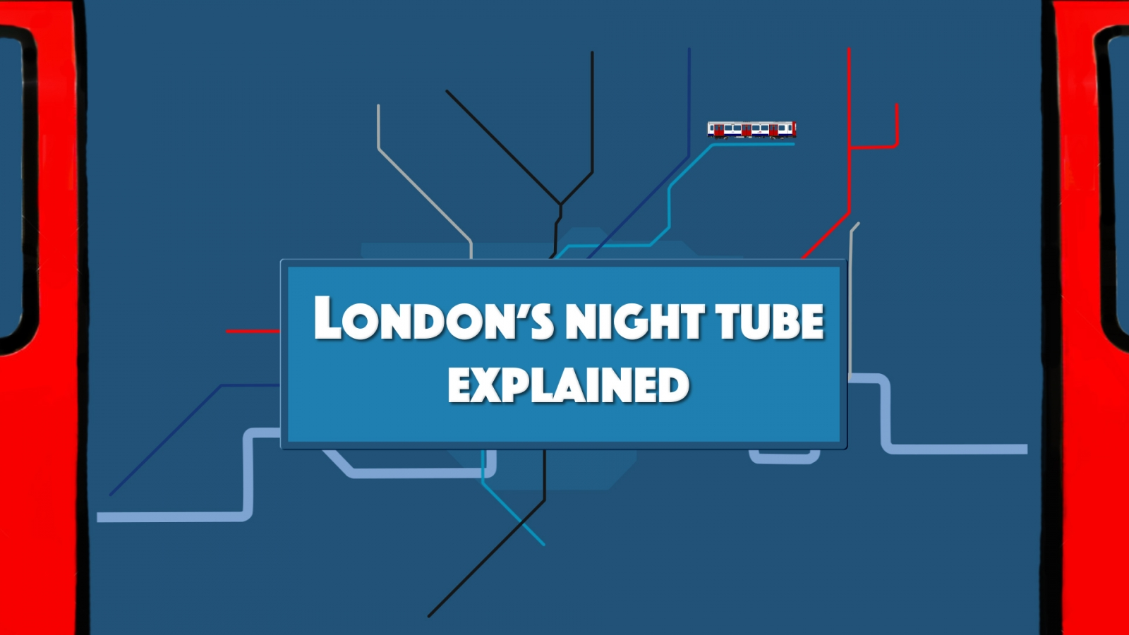 London's night tube explained