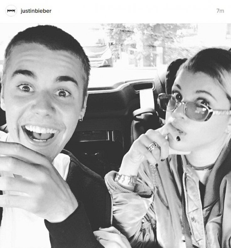 d5060156a Justin Bieber and Sofia Richie: Model gets tattoos seemingly ...