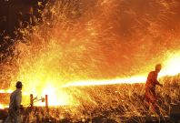 Evraz reports a 38.1% decline in H1 2016 EBITDA to $577m amid weak steel pricing