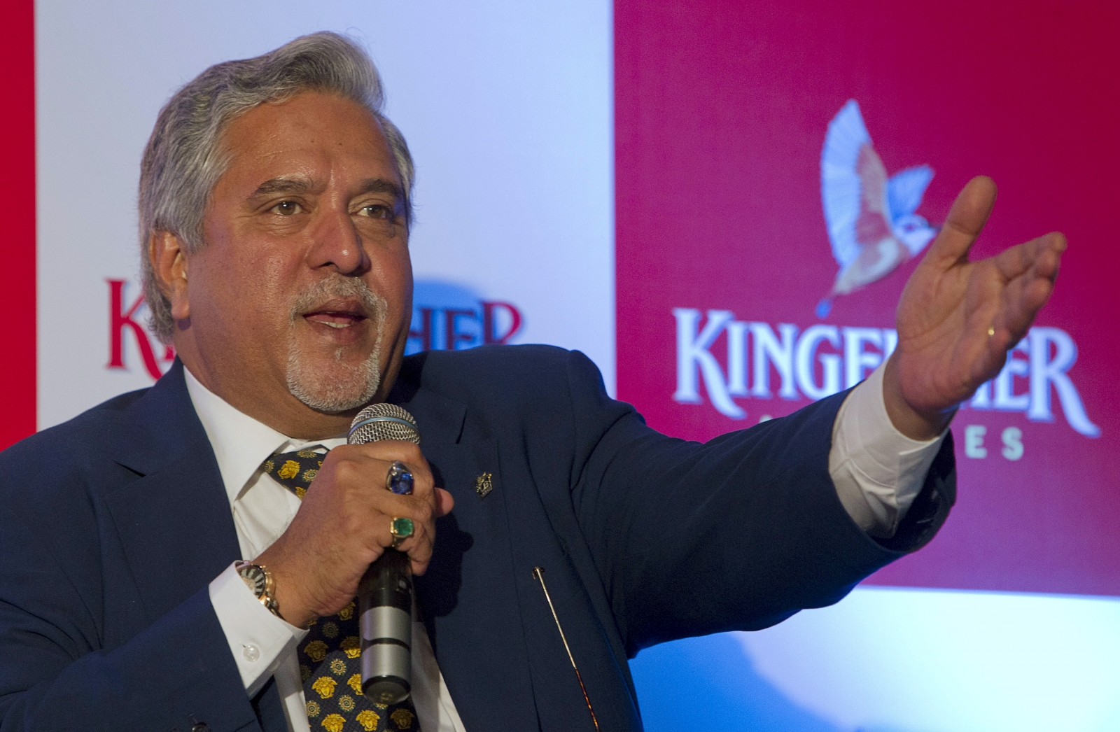 Vijay Mallya Kingfisher Airlines