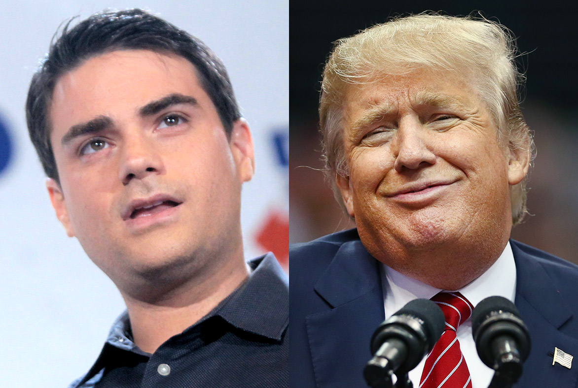 Ben Shapiro Donald Trump